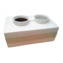 Утеплитель адаптера для подключения раздельных труб Baxi (7219368)
